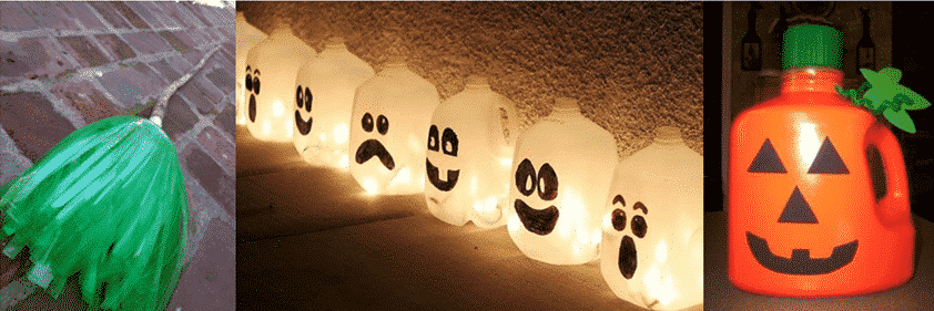 Polyform - Halloween decorations recycled plastic