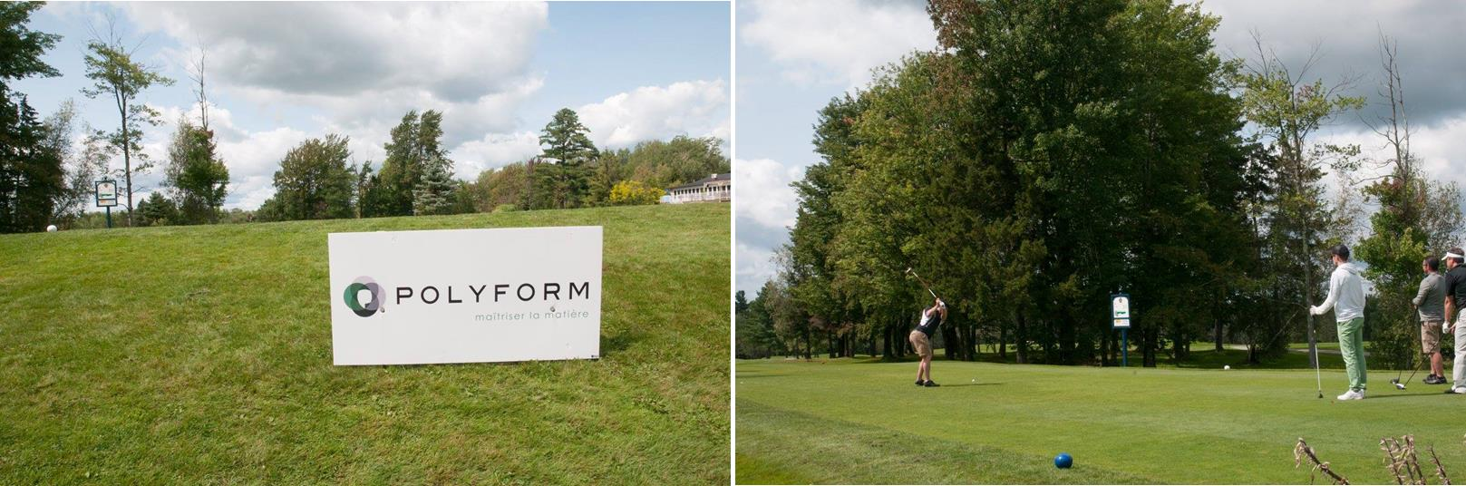 Polyform - De La Fontaine golf