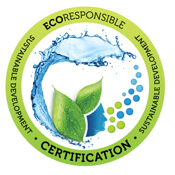 Polyform - ECORESPONSIBLE certification