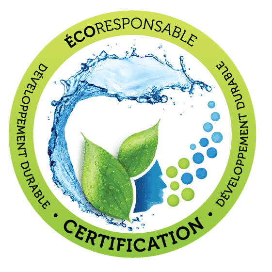 Polyform - Certification ÉCORESPONSABLE