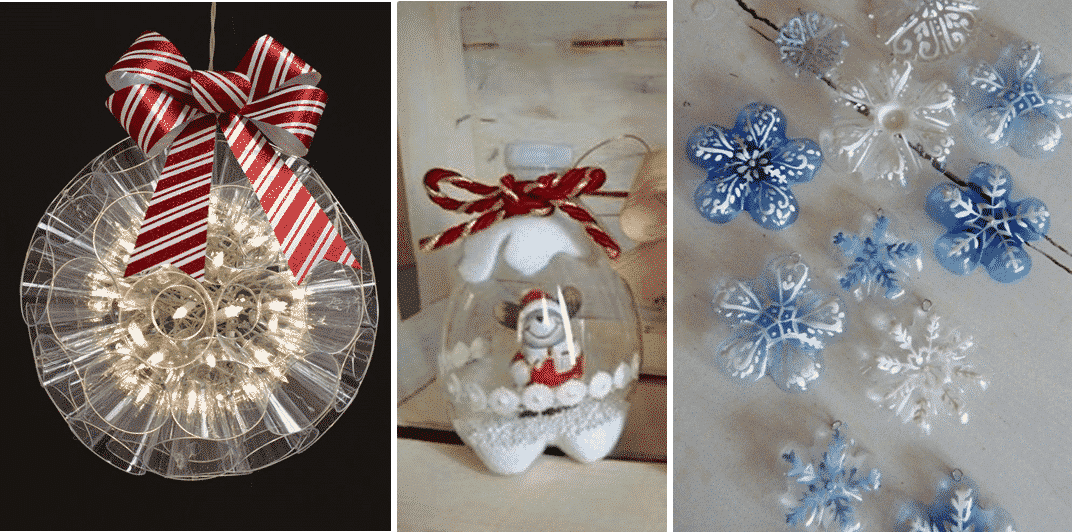Polyform - Christmas Decorations with Recycled Plastics