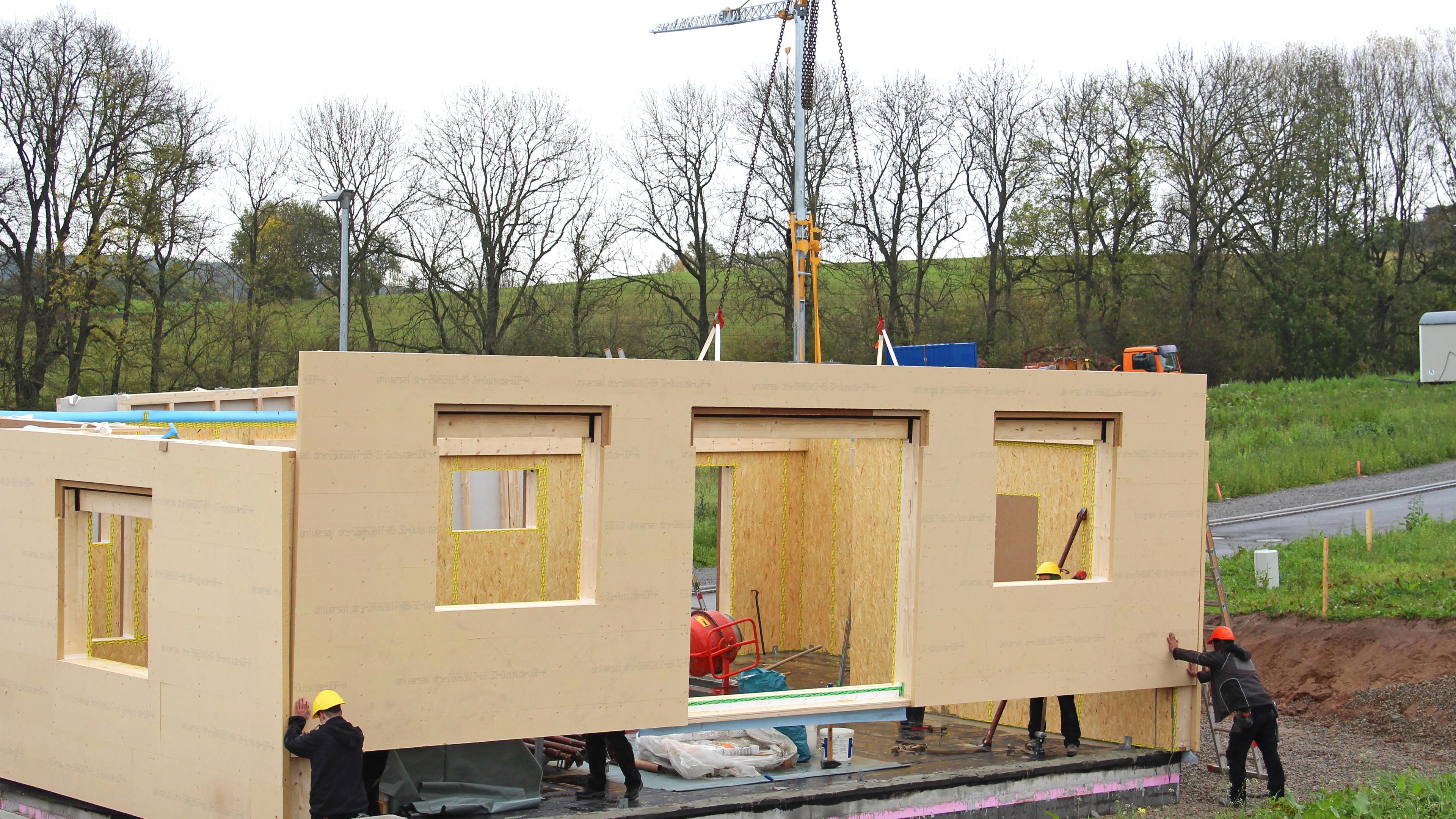 Maison Prefabrique En Beton polystyrene in prefabricated walls – polyform