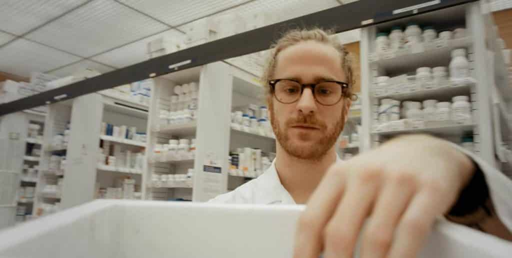 Pharmacie - boite isolante en Polystyrène