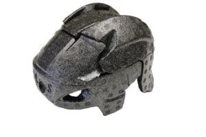 Moulage casque
