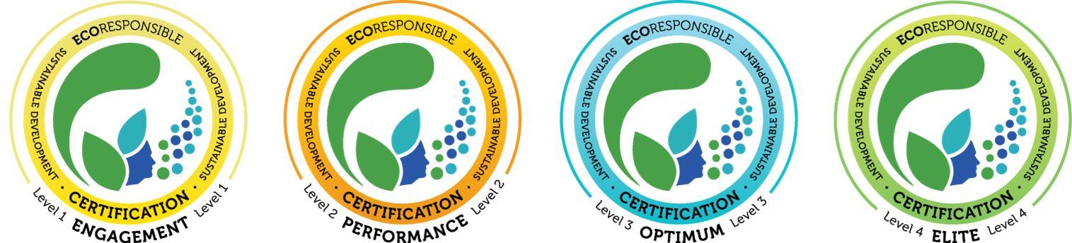 Polyform - certification - Ecoresponsible