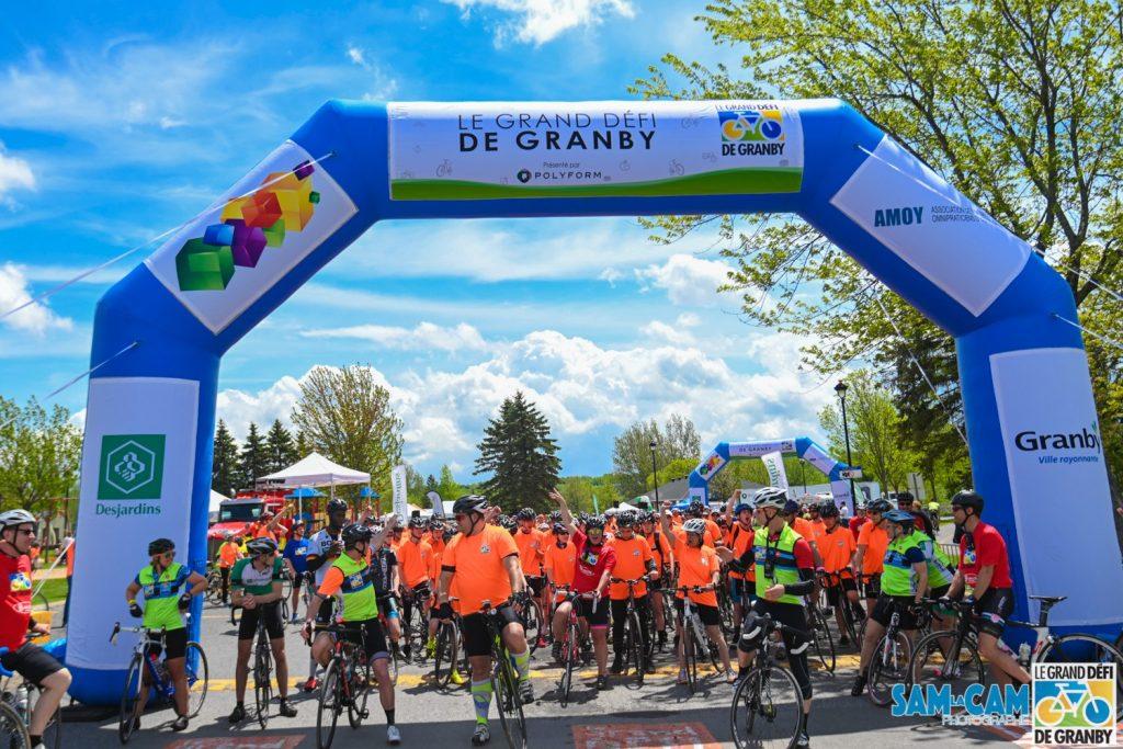 Polyform - Grand défi de Granby 2019